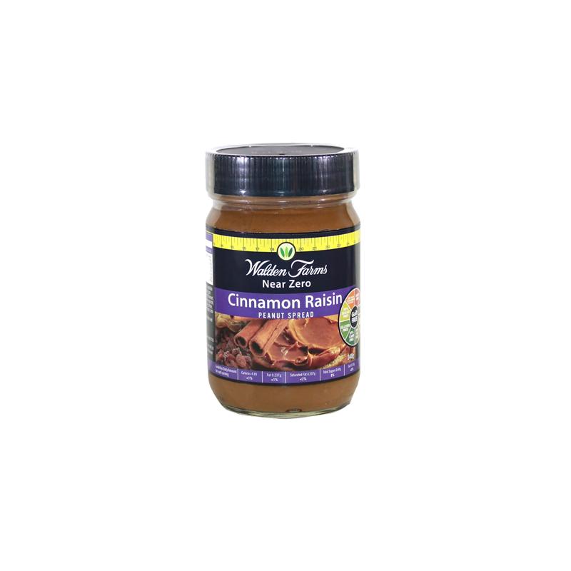 Walden Farms Cinnamon Raisin Peanut