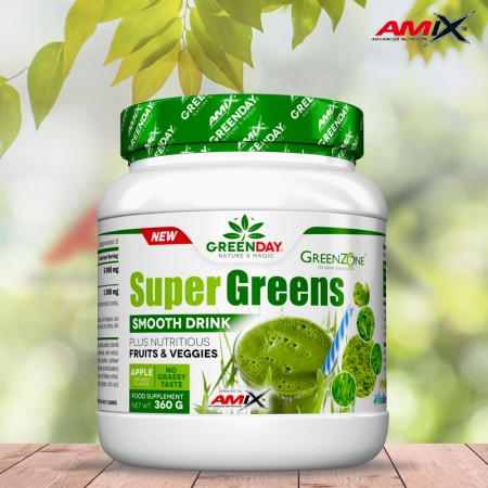 Supergreens Smooth Drink 360g