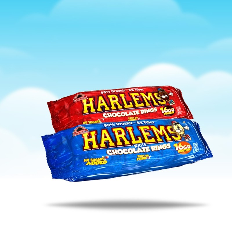 Harlems Rings 110g Max Protein