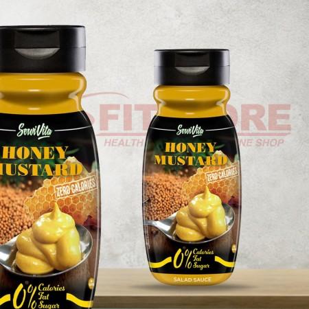 Salsa de miel y mostaza 320g