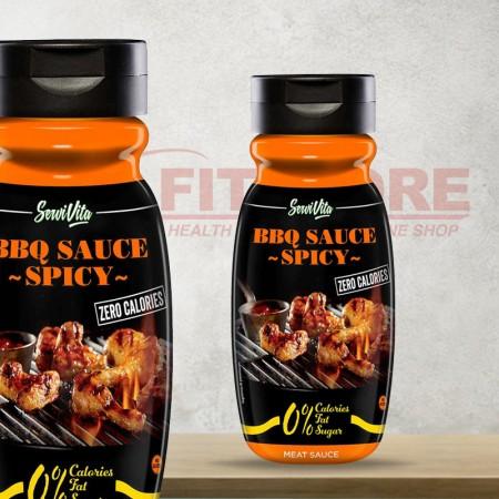 Salsa Barbacoa Picante 320g
