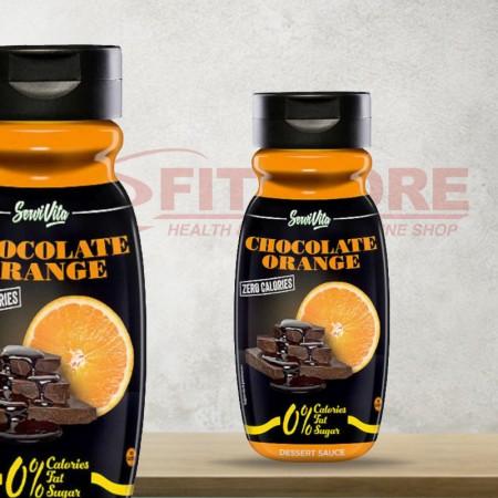 Sirope Chocolate & Naranja...