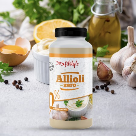 Salsa Allioli 0% 265ml