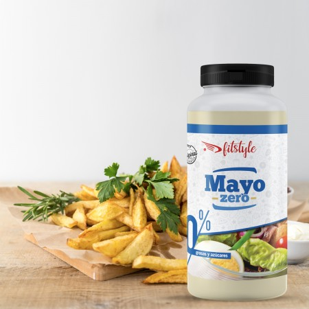 Salsa Mayonesa 0% 265ml