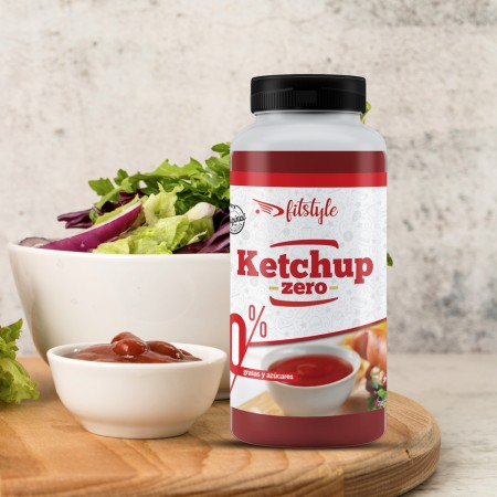 Salsa Ketchup 0& FITstyle