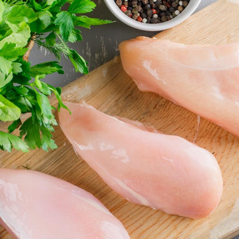 Pechuga entera de pollo DIET PREMIUM