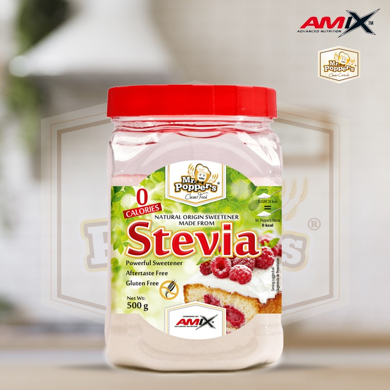 Stevia Mr Poppers