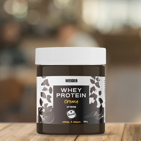 Whey Protein Creme Cookies...