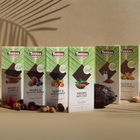 Chocolate Leche y Almendras...