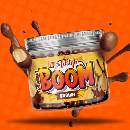 Boom Brown 125g