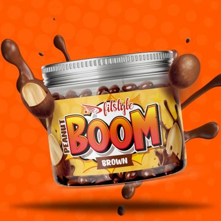 Boom Brown 125g
