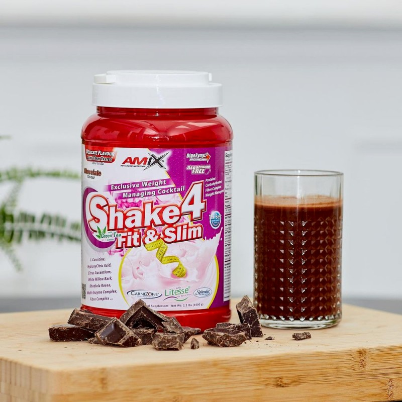 Shake 4 Fit and Slim 1kg Amix