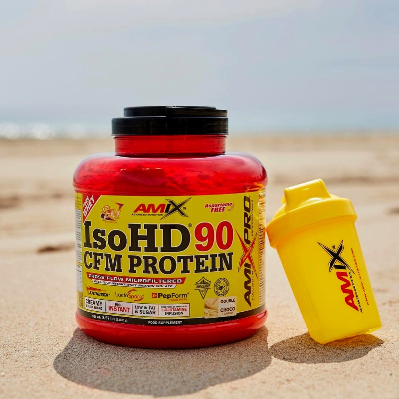ISO HD 90 CFM Protein Amix Pro