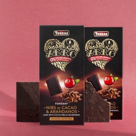Chocolate Negro con Nibs de...