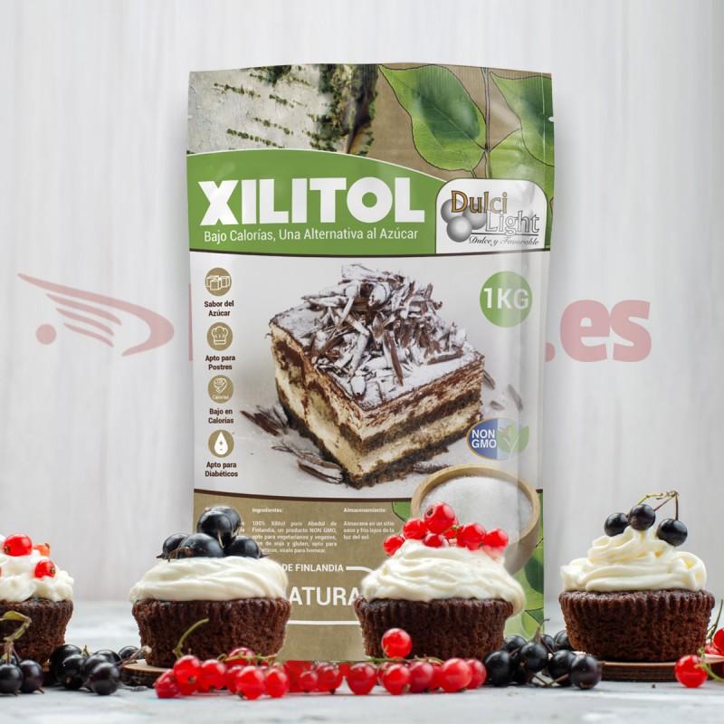 Xilitol 1kg Dulcilight