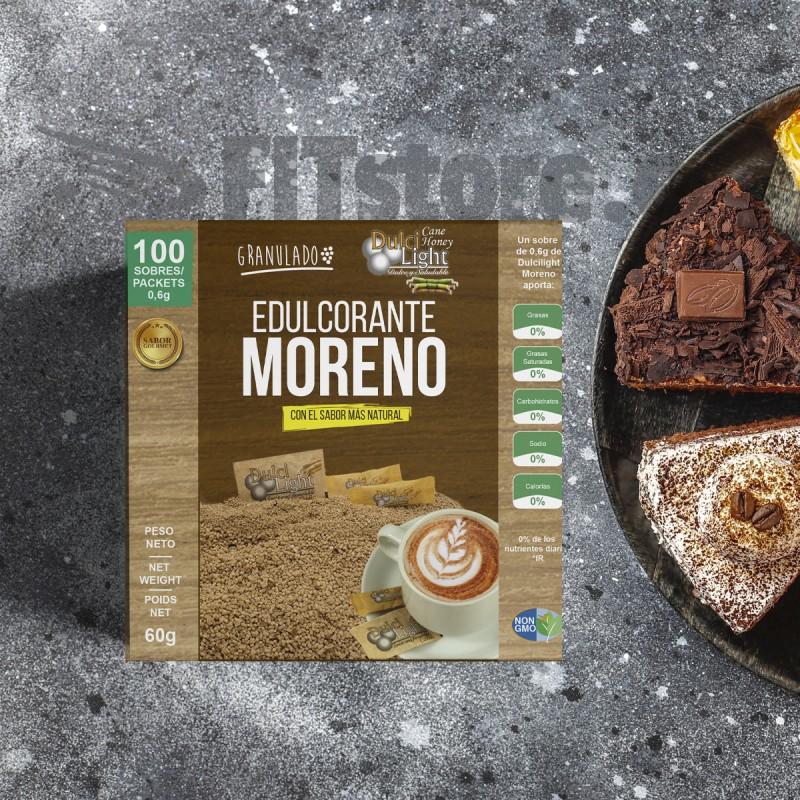 Edulcorante Moreno 100 sobres Dulcilight