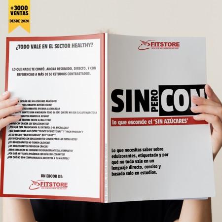 """Sin Pero Con: Lo que esconde el """"SIN AZÚCARES"""""""