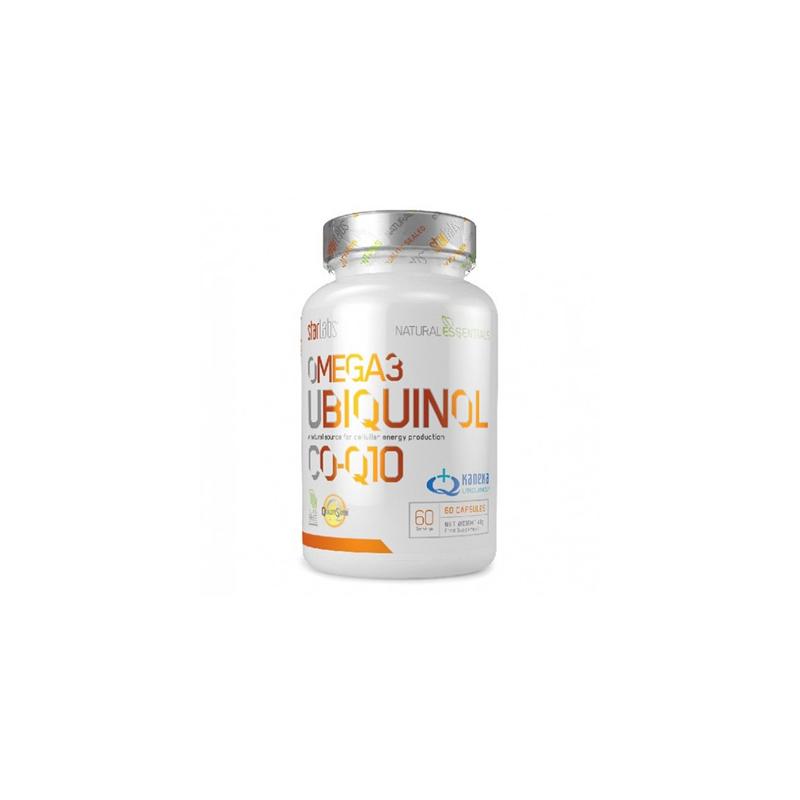 Omega 3 Ubiquinol Co-Q10