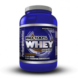 ISO 100x100 Whey Isolated