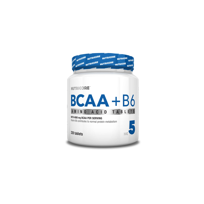 Nutricore BCAA + B6
