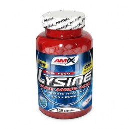 L-Lysine 600mg