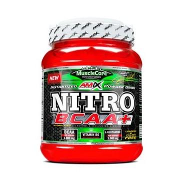 Nitro BCAA Plus