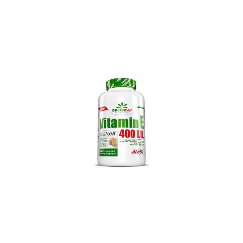Vitamin E 400 I.u. Life+