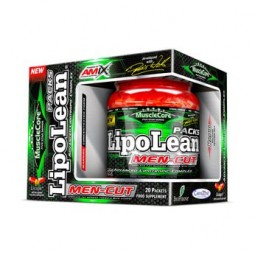 Lipolean Men Cut Packs