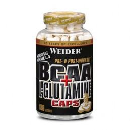 Bcaa + Glutamine Caps