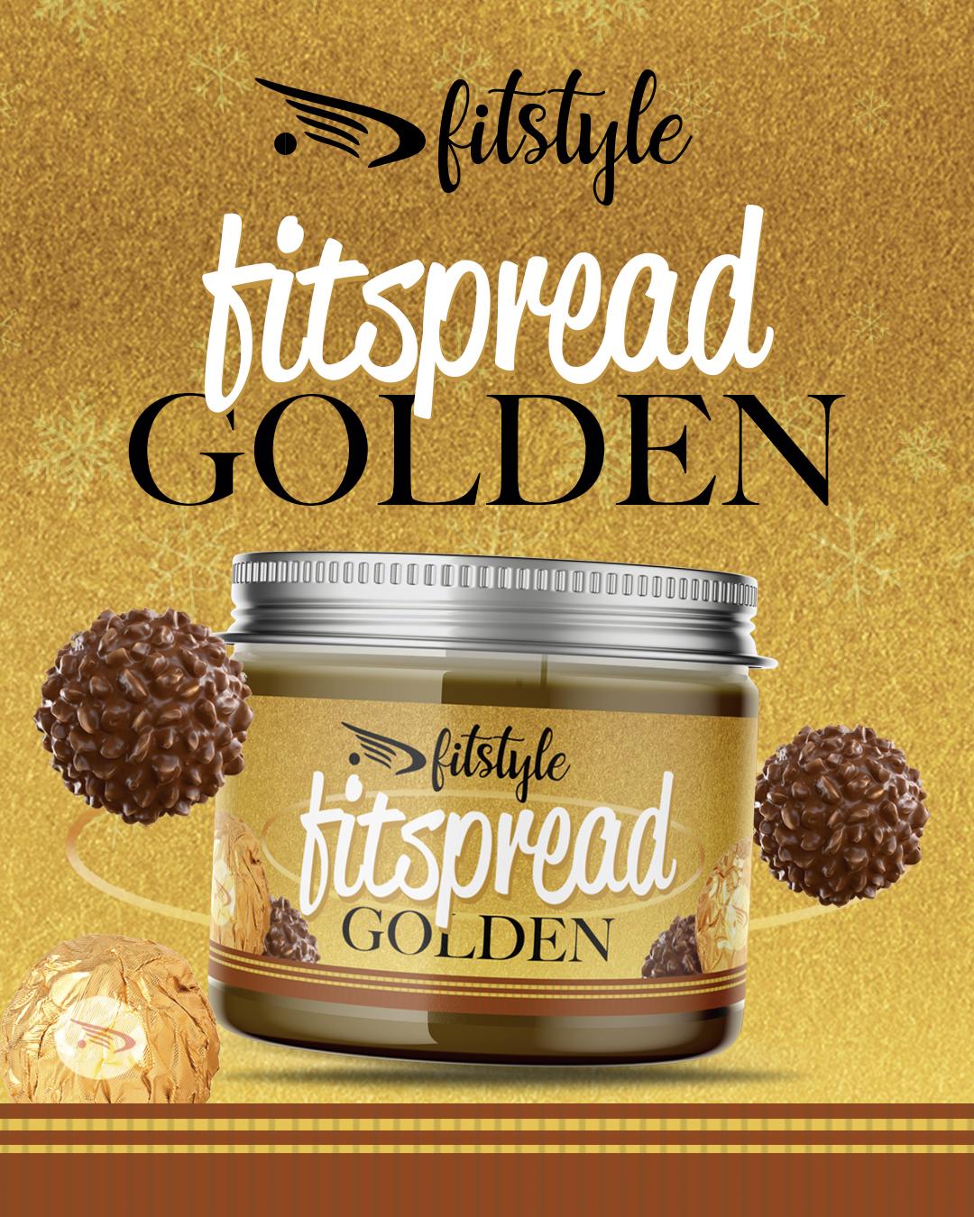 FITspread GOLDEN 200g FITSTYLE